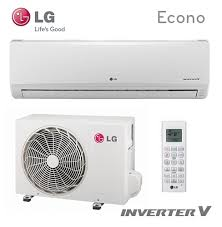 E12EL Econo Inverter  4,0 kW chl. / 5,1 kW top.